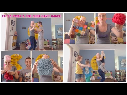 Pink Hair Girl Podcast Episode 23: Pinkyand The Geek can't dance.
