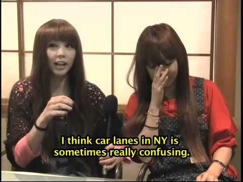 NYAF 2010 - Puffy AmiYumi & Boom Boom Satellites Interview (未公開シーン入り)