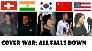 Who Sang It Better: Alan Walker - All Falls Down (Switzerland, India, Korean, China, USA)