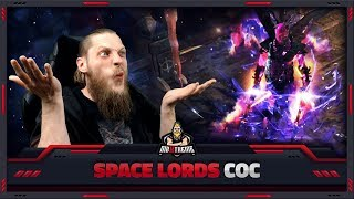 [PATH OF EXILE] – 3.9 – SPACE LORDS COC ON FIRE – TAKING CAST ON CRIT TO THE EXTREME!
