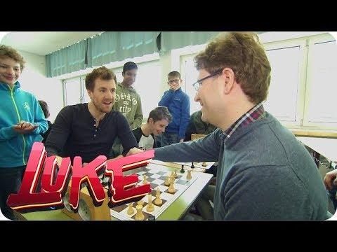 Krasser Stundenplan - Luke lernt Parkour - LUKE! Die Schule und ich
