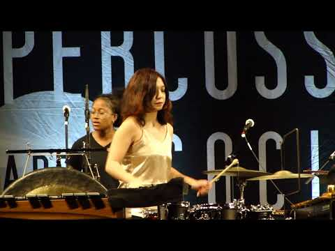 Michigan State   PASIC 2017   Round for Three Muses, Andrea Clearfield