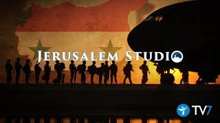 Syria, following US decision to withdraw - Jerusalem Studio 387