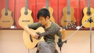 "算什麼男人 What Kind of Man - 周杰倫 Jay Chou ""吉他獨奏"" Steven Law"