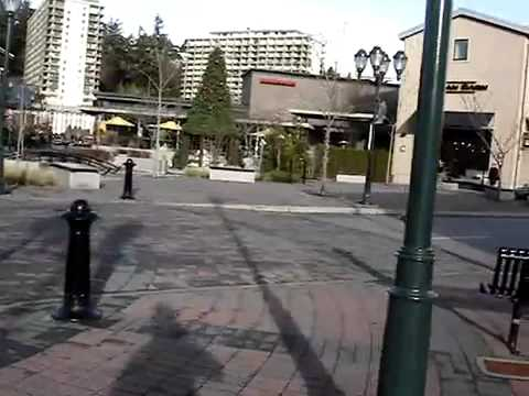 Walking Around Behind Park Royal West Vancouver.mp4