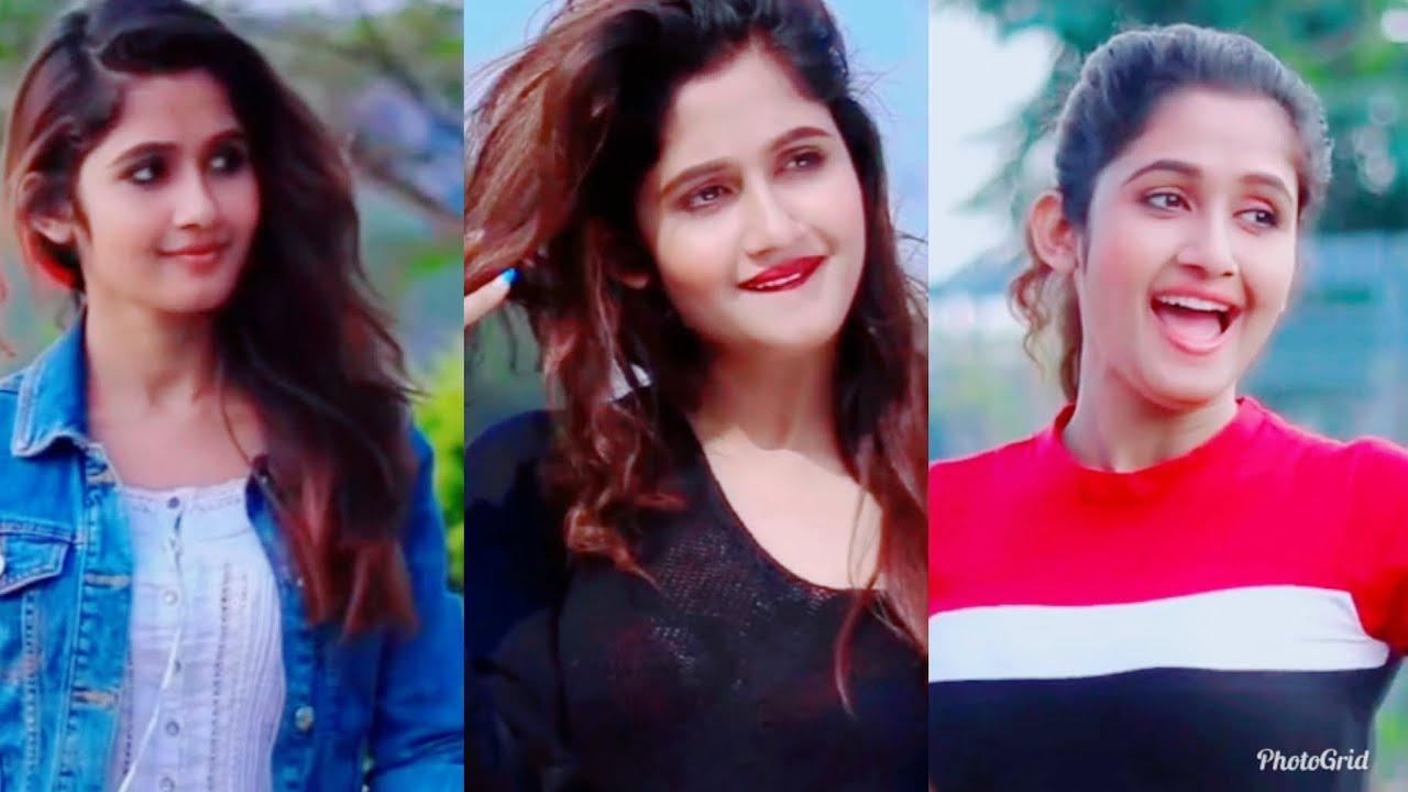 Motha Thadava Paathan Unna💞 Merasalaayitten  Song 💞 Mass Attitude girl 💞 whatsapp video  status