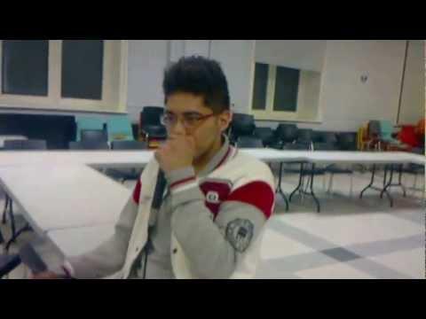 Beatbox Mister REEM, Hamilton Canada ( @ The new globe youth center )