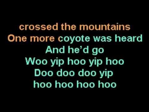 Coyotes Bob McDill Don Edwards Karaoke cover from Grizzly Man movie CustomKaraoke RARE custom