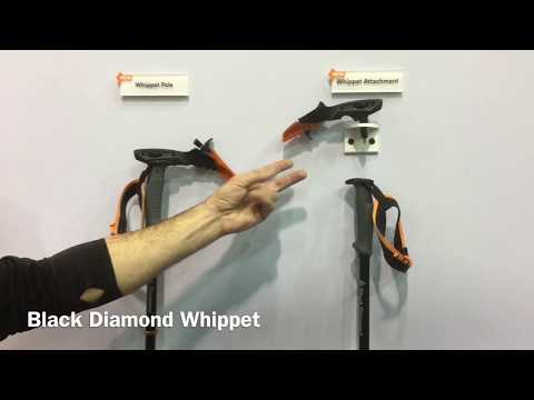 Black Diamond Equipment Whippet - Outdoor Retailer 2018