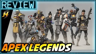 Apex Legends Review - Free Game - Its Really Good