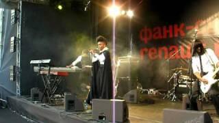 Janelle Monáe - Dance or Die (Live @ Picnic Afisha Moscow)
