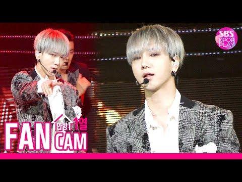 [안방1열 직캠4K] 슈퍼주니어 예성 'I Think I' (SUPER JUNIOR YE SUNG Fancam)│@SBS Inkigayo_2019.10.20