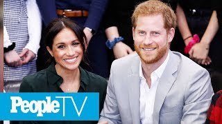 Meghan Markle And Prince Harry's Family And Friends React To The Birth Of Baby Sussex | PeopleTV