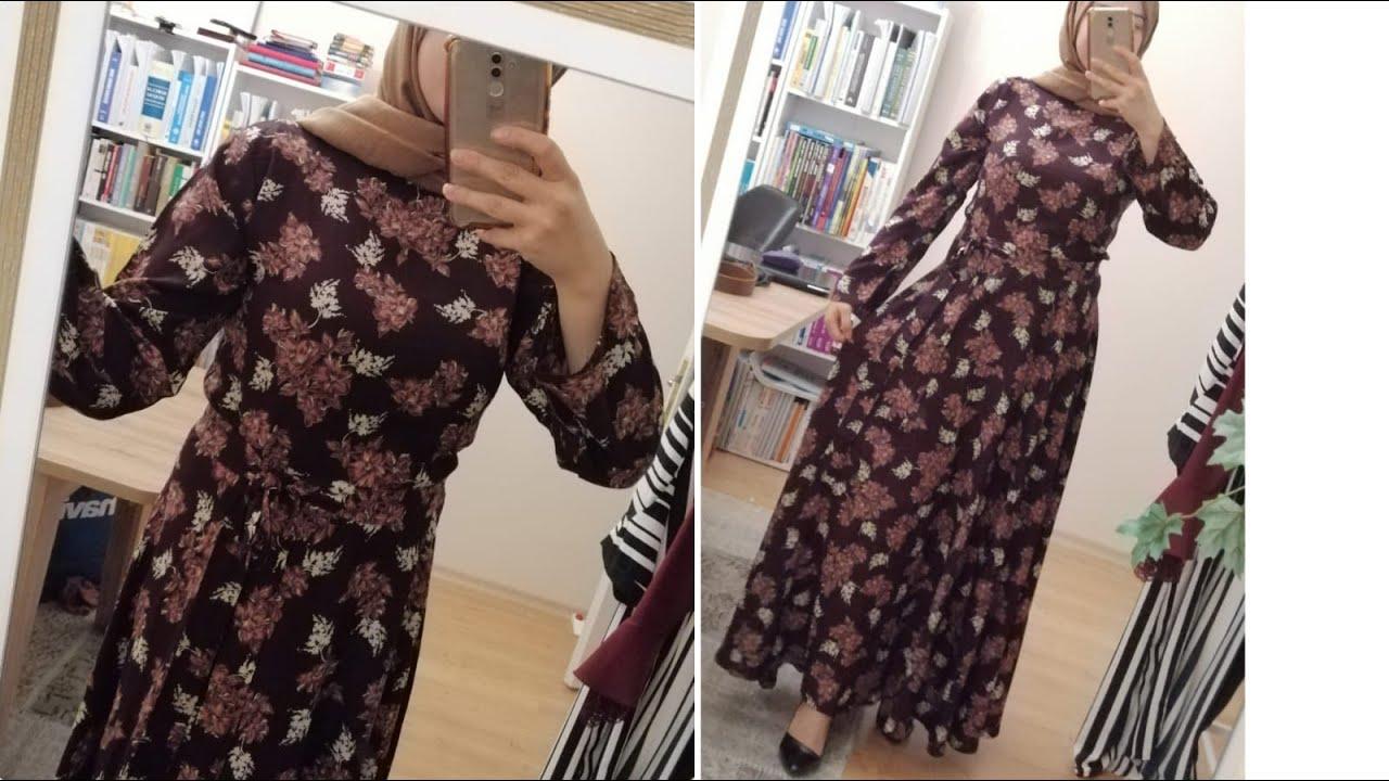 GÜNLÜK VINTAGE ELBİSE DİKİMİ | Damla Toral | How To Sew a Vintage Dress