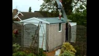 How to Safely Remove your Asbestos Garage Roof