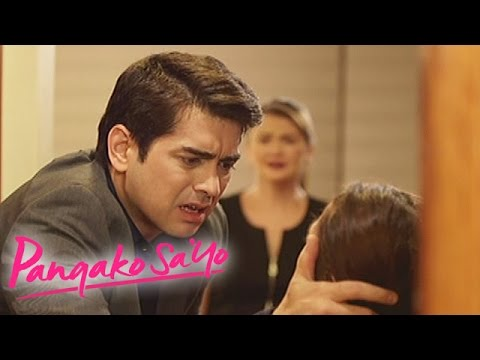 Pangako Sa'Yo: Eduardo leaves Claudia: Eduardo decides to leave CLaudia.  Subscribe to the ABS-CBN Entertainment channel! - http://bit.ly/ABSCBNOnline  Watch the full episodes of Pangako Sa'Yo on TFC.TV  http://bit.ly/PangakoSaYo-TFCTV and on IWANT.TV for Philippine viewers, click: http://bit.ly/PangakoSaYo-IWANTV  Visit our official website!  http://www.abs-cbn.com http://www.push.com.ph  Facebook: http://www.facebook.com/ABSCBNnetwork  Twitter:  https://twitter.com/ABSCBN https://twitter.com/abscbndotcom Instagram: http://instagram.com/abscbnonline