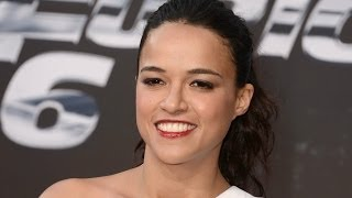 Michelle Rodriguez Opens Up about Cara Delevingne