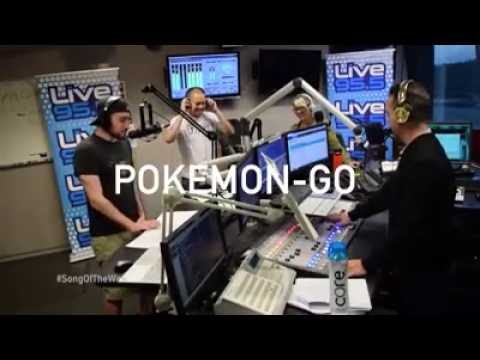 Pokemon Go song (Apple Bottom Jeans Parody) - YouTube