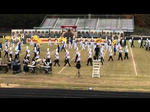 CFHS Colonial Forge High School Sound and Guard:  The Coliseum