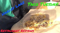 Espos Mexican Restaurant, Taco Tuesday Restaurant Review, Chandler, AZ