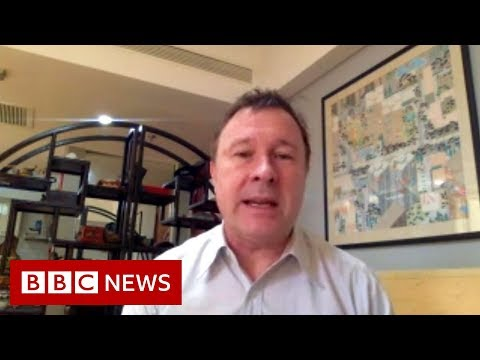 Coronavirus: Reporter Begins Quarantine At Home After Visiting Infected Zone - BBC News