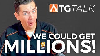 TG Talk - The Plan to Reach Millions!