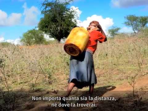 L'acqua è vita - Amref Health Africa