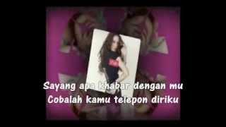 SHAE - SAYANG karaoke instrumental with lyrics (akustik)
