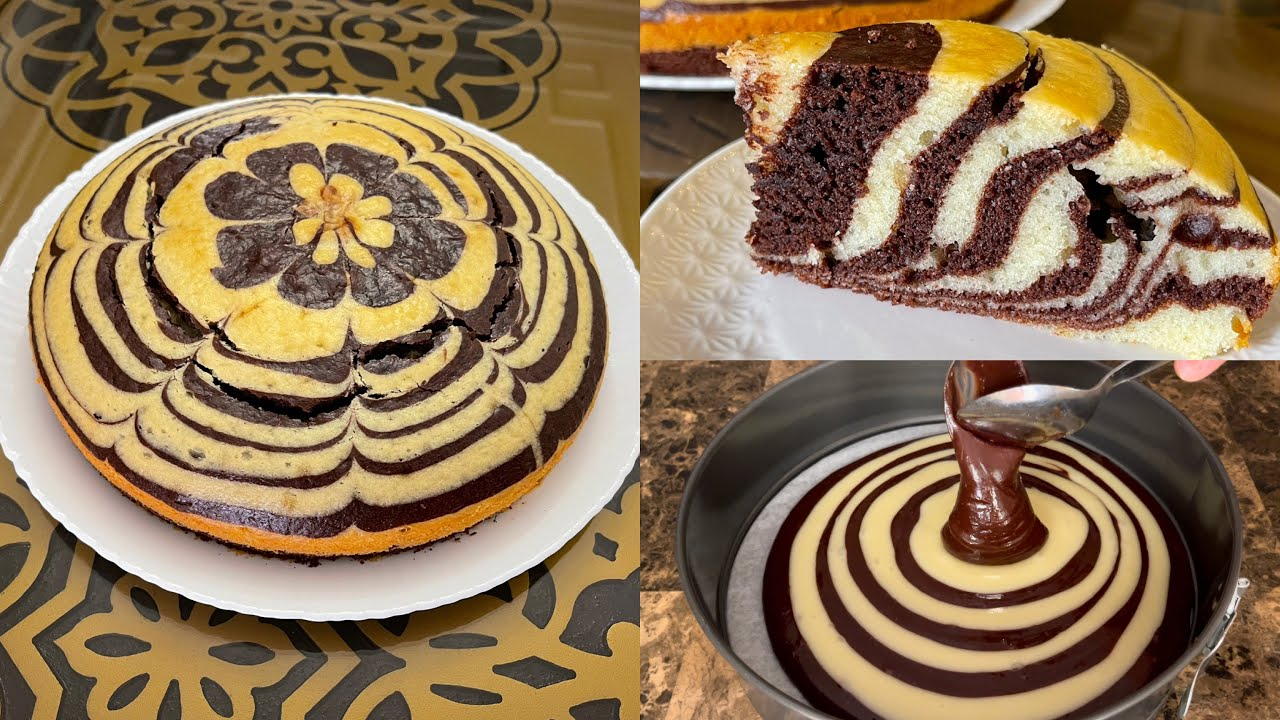 You will make this cake EVERY DAY, it only takes 1 MINUTE! Asmr # 228
