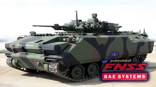GOOD NEWS: Finally PT .PINDAD, FNSS and BAE United System Super Tank Production