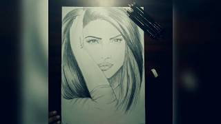 Sketch of Priyanka Chopra on her Birthday Special...
