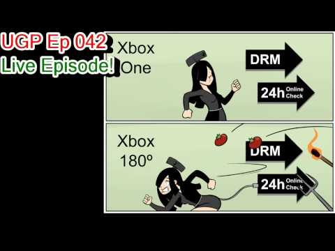 UGP Ep 042 Live Episode!