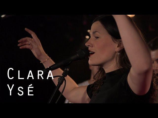 Clara Ysé - Libertad - Live @ Le pont des artistes