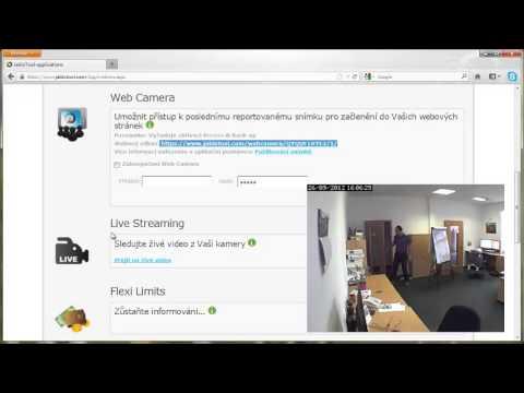 Kamera EYE-02 ve verzi LTA - video průvodce (česky)