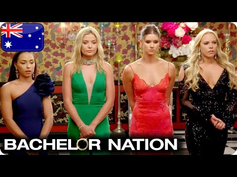 It's Britanny vs Cass In Rose Ceremony Drama! | Bachelor Australia