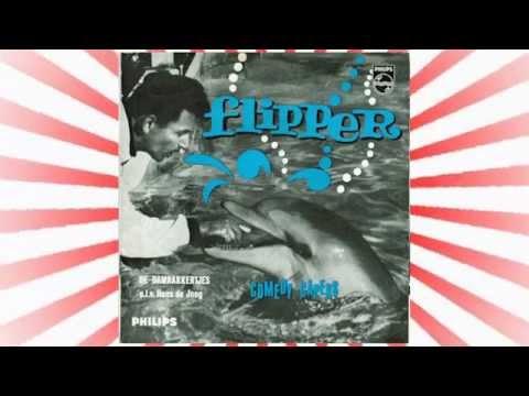 De Damrakkertjes - Flipper  - Vinyl 1966