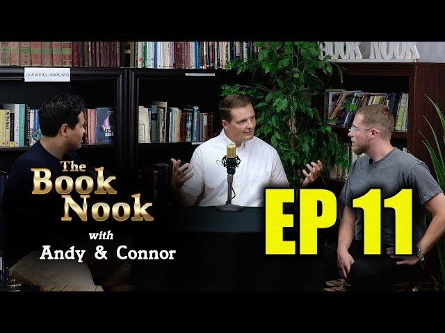 The Book Nook - Ep.11 Doug Hardt, Senior Pastor - Part 2