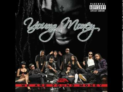 Young Money - Streets Is Watching [With Lyrics]
