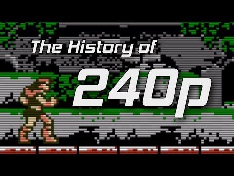 The History of 240p