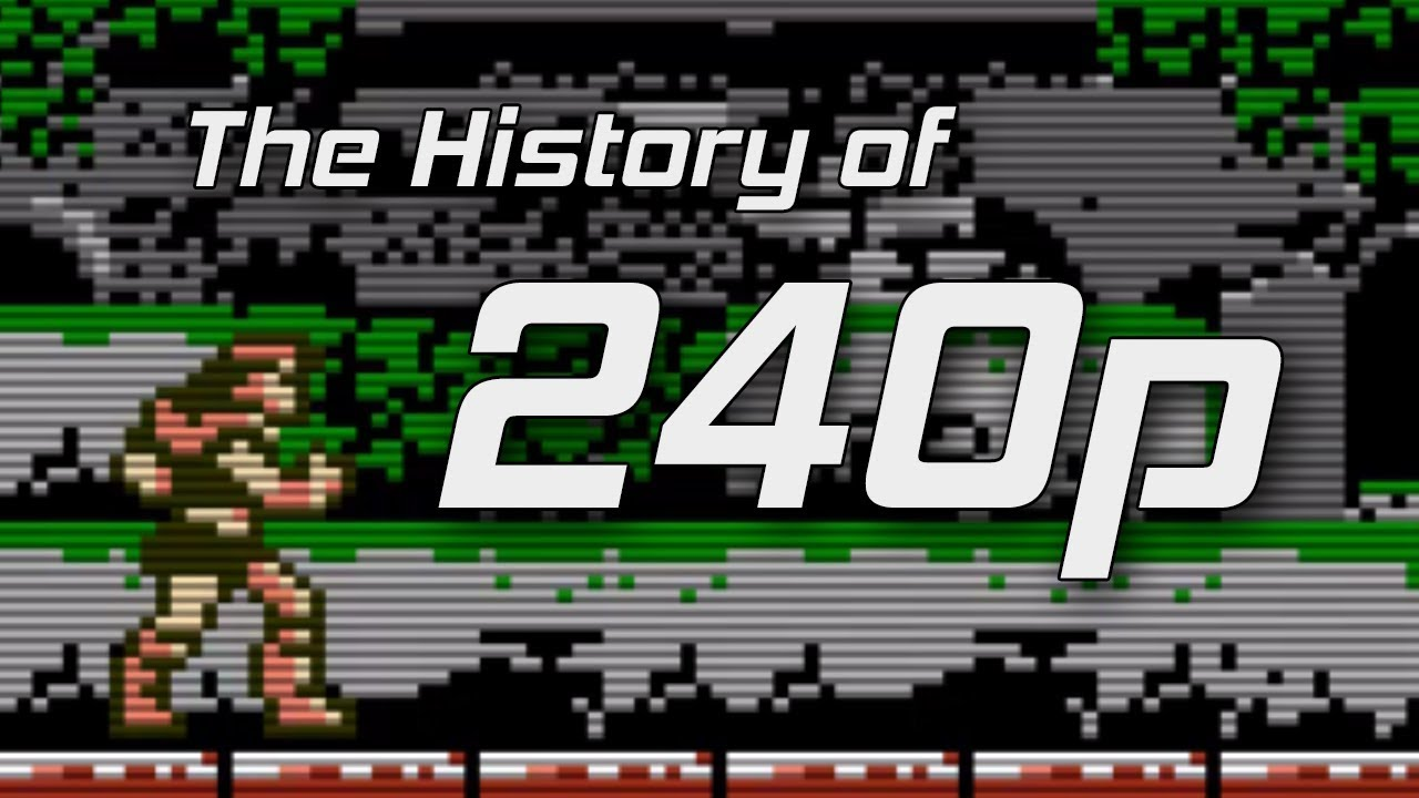 Download The History of 240p