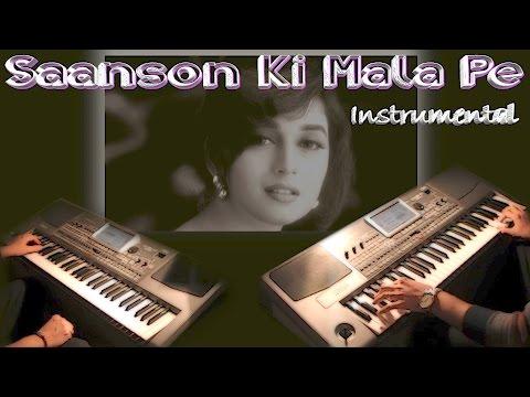 saanson ki mala pe - (koyla)-Instrumental