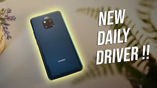 Huawei Mate 20 Pro Review by Ridwan Hanif