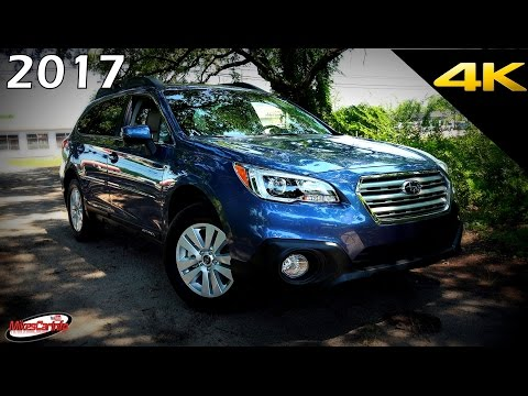 2017 Subaru Outback 2.5i Premium - Ultimate In-Depth Look in 4K