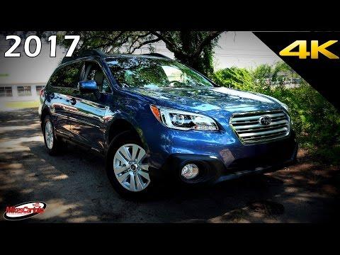 2017 Subaru Outback 2.5i Premium - Ultimate In-Depth Look in 4K
