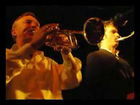 Olly Wedgwood's Jazz Soul Boogie Band - Latin, Swing & Soul