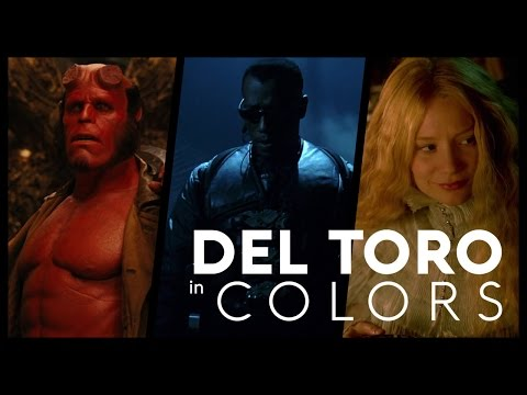 DEL TORO in Colors (SuperCut) | JustQuentin