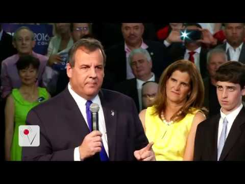Chris Christie Says He Turned Down Trump Job Because of His Wife
