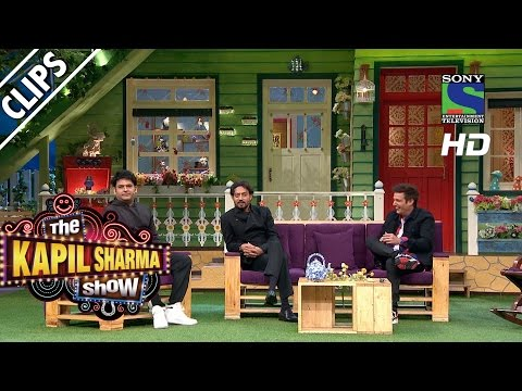 Irrfan Khan shares his first Acting Experience - The Kapil Sharma Show -Episode 24 - 10th July 2016