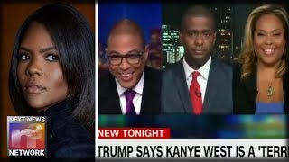 After CNN Goes FULL RACIST on Kanye West - Candace Owens Steps Up and Makes Them REGRET It