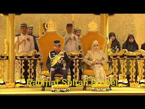 Rahmat Sultan Brunei Darussalam 🇧🇳🇧🇳🇧🇳